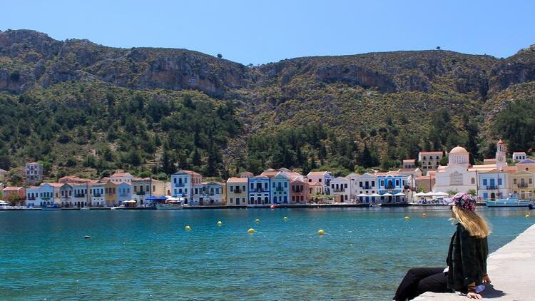 Komşu'nun en şirin adası: Meis