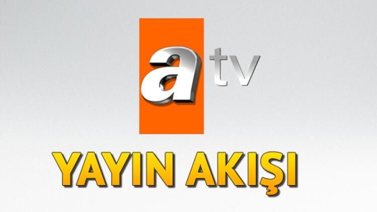 ATV yayın akışında bugün neler var? 17 Eylül 2019 ATV yayın akışı