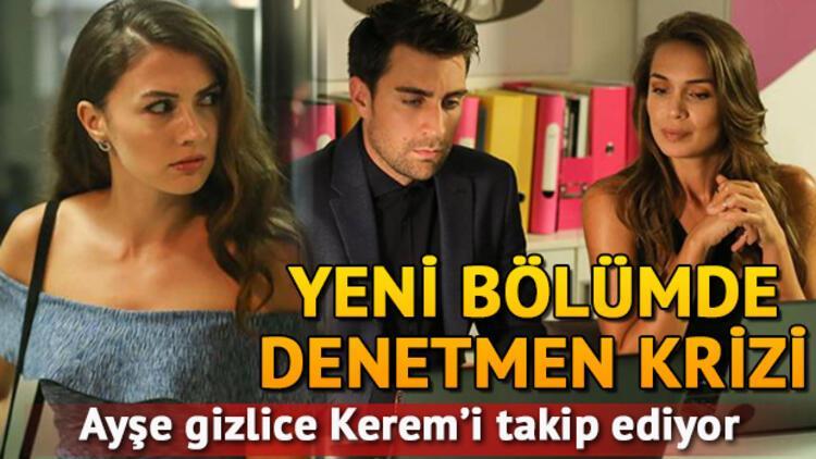 Afili Aşk'ın yeni bölümünde Ayşe ve Kerem arasında kriz! Afili Aşk 14. bölüm fragmanı yayınlandı