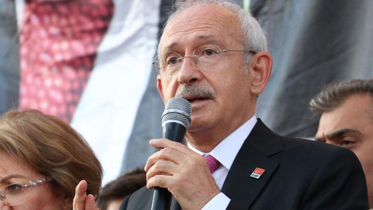 CHP Genel Başkanı Kemal Kılıçdaroğlu, Denizli'de