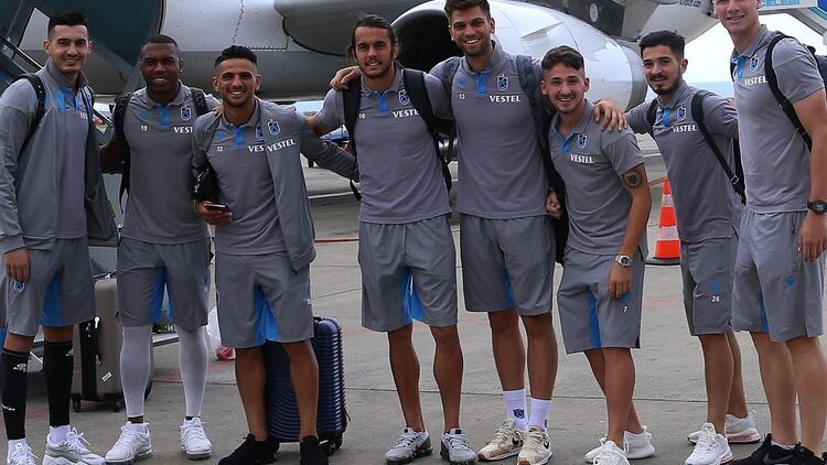 Trabzonspor'da hedef, Avrupa Ligi'ne 3 puanla başlamak! Rakip Getafe...