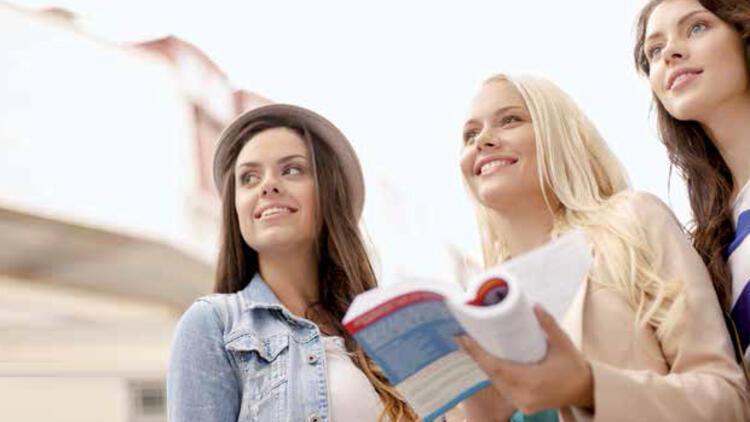 Turizm öğrencileri rekreasyon ve rehberliği tercih etti