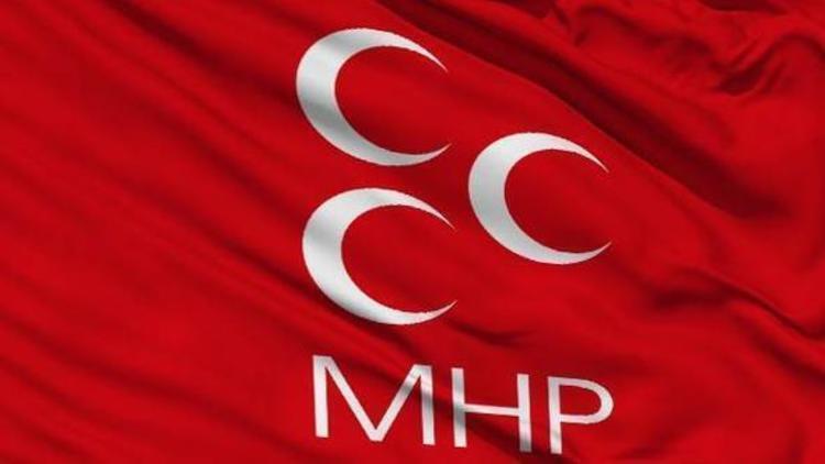 MHP'de bir istifa bir görevden alma