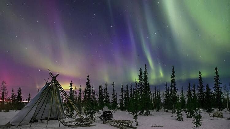 Kuzey Işıkları nerede? Kuzey Işıkları nasıl oluşur?