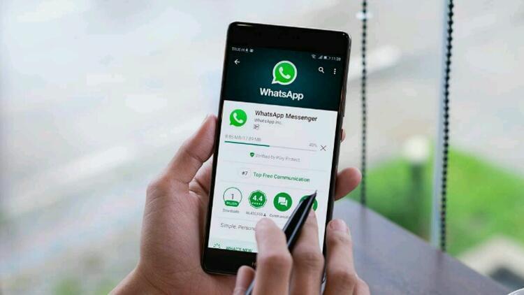 Huawei Mate 30 Pro'da WhatsApp var mı yok mu?