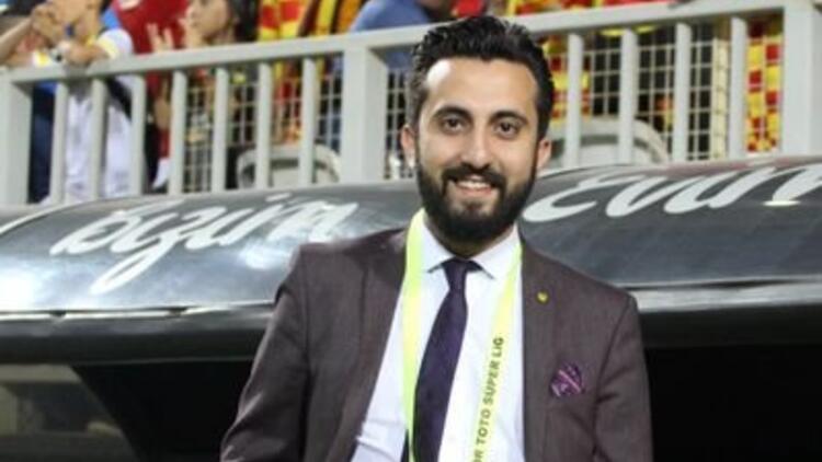 """Burak Çakır: """"Galatasaray'ı yenip, hedefimize ilerlemek istiyoruz"""""""