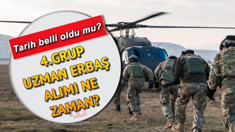 Jandarma Uzman Erbaş alımı 4. grup alımları ne zaman yapılacak?