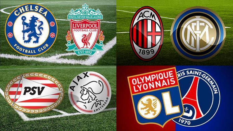Avrupa'da derbi haftası! Büyük liglerde önemli maçlar...