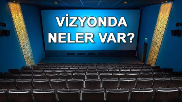 Bu hafta hangi filmler vizyona girecek? Sinemalarda bu hafta