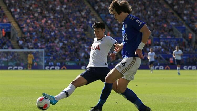 Leicester 2-1 Tottenham
