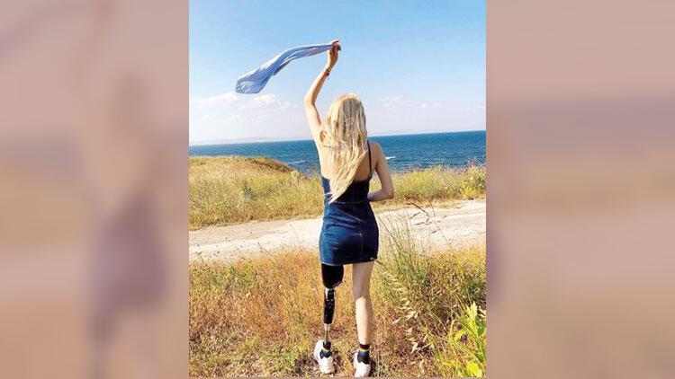 'Demir kadın' mücadelen çok güzeldi