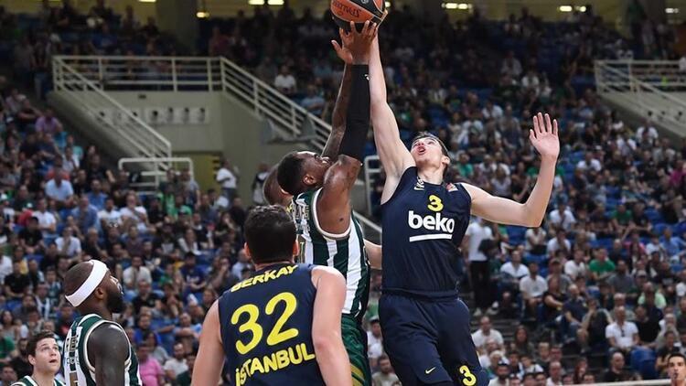 Fenerbahçe Beko turnuvayı 4. bitirdi