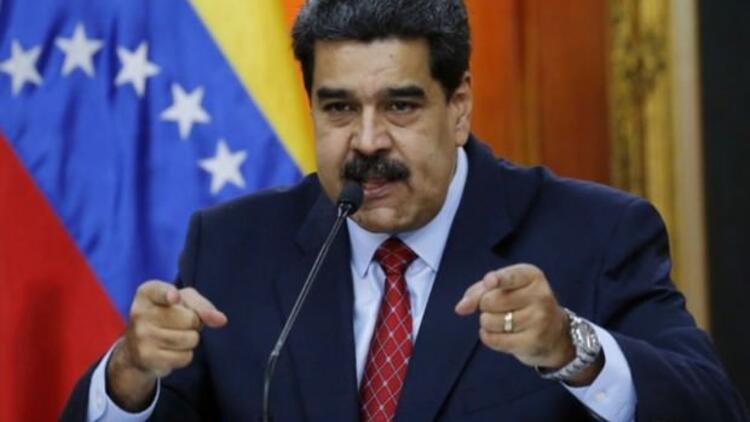 Maduro: Birkaç kez suikast girişiminde bulunuldu