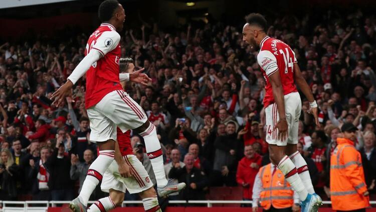Arsenal'den müthiş geri dönüş