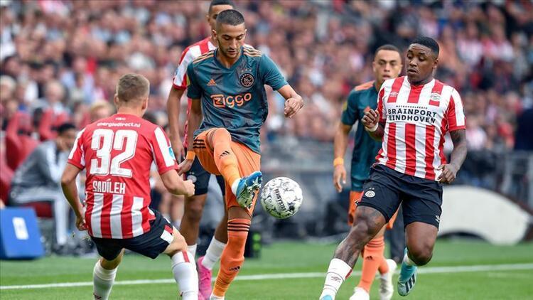 PSV-Ajax maçında kazanan olmadı
