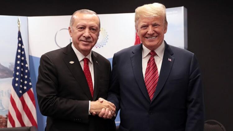Son dakika! Cumhurbaşkanı Erdoğan, Trump ile telefonda görüştü