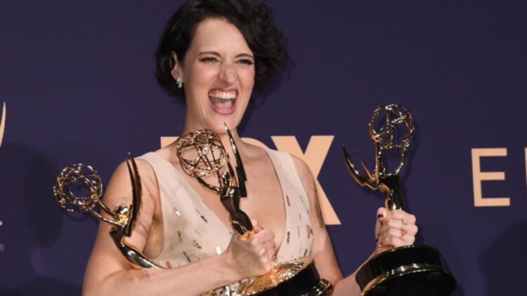 Emmy Ödülleri'nde en iyiler