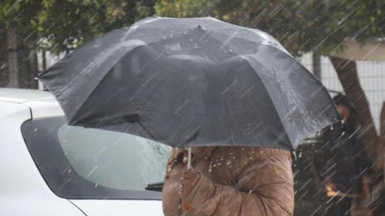 Meteoroloji'den İzmir için yağış uyarısı