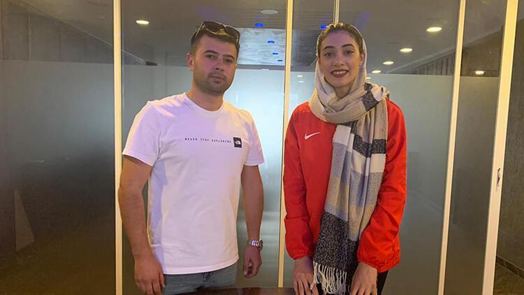İranlı Milli Voleybolcu Mona Ashofteh, Elbistanspor'da