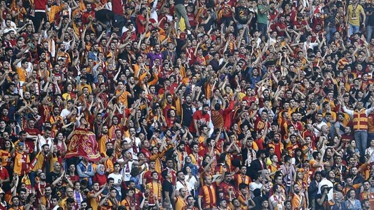 1 milyona ulaşan ilk Takım Galatasaray!