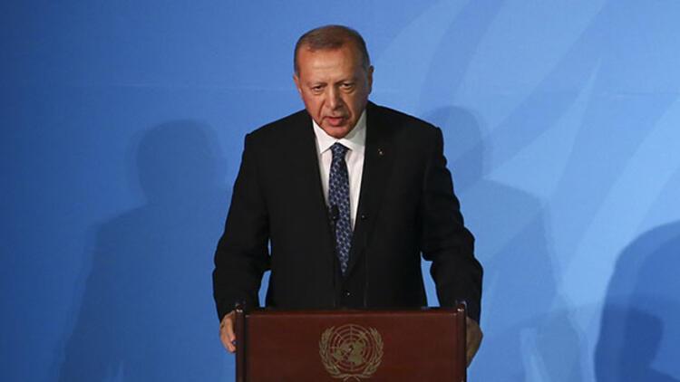 Cumhurbaşkanı Erdoğan'dan İklim Eylemi Zirvesi'nde önemli açıklamalar