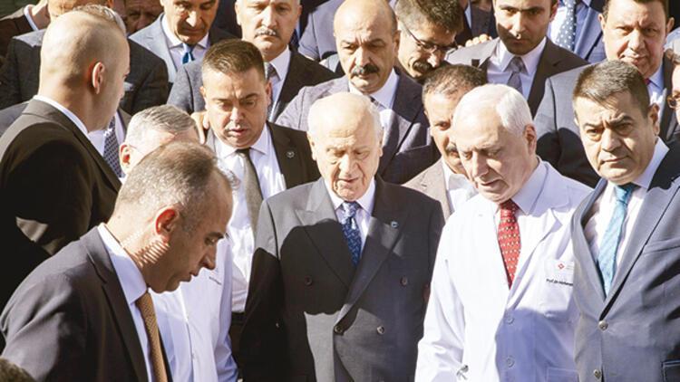 Ankara'da Bahçeli telaşı