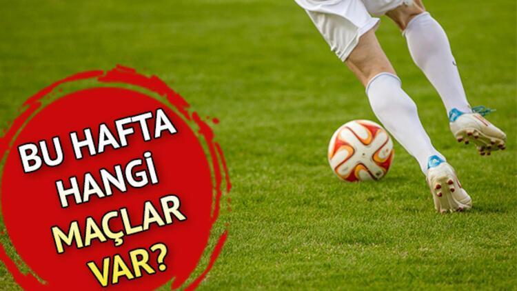 Bu hafta hangi maçlar var? Süper Lig 6. hafta programı