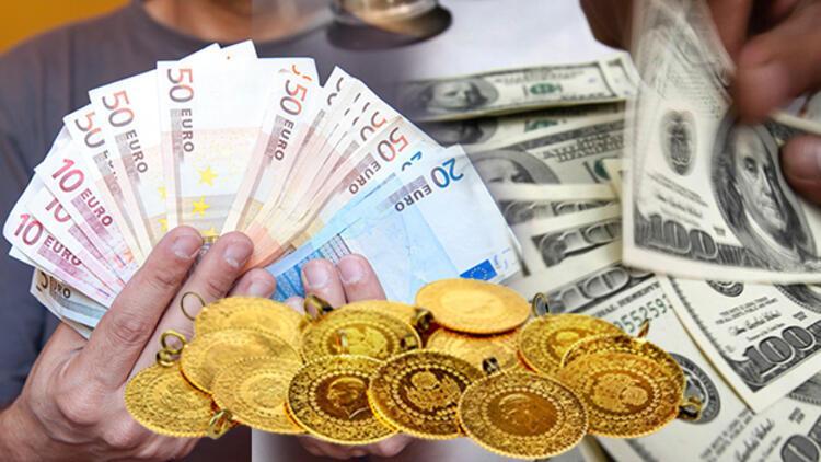 25 Eylül Euro, dolar, altın fiyatları güne ne kadardan başladı?