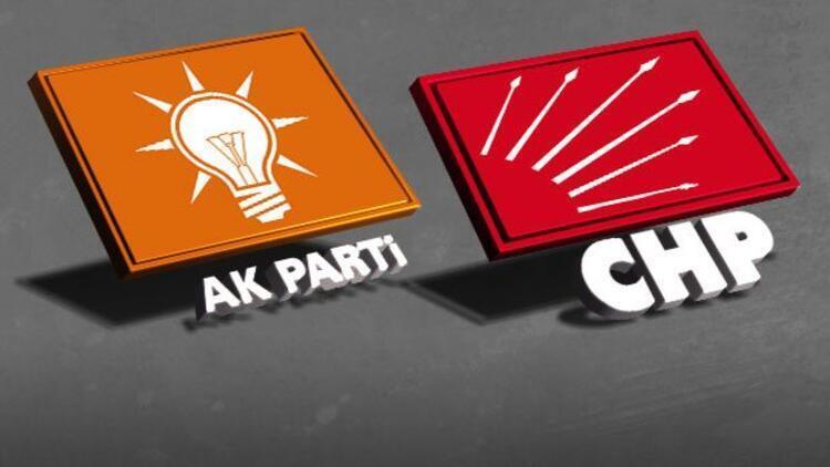 AK Parti-CHP yargı zirvesi