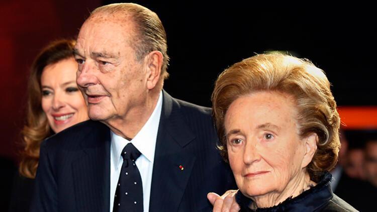 Son dakika... Fransa eski Cumhurbaşkanı Jacques Chirac hayatını kaybetti