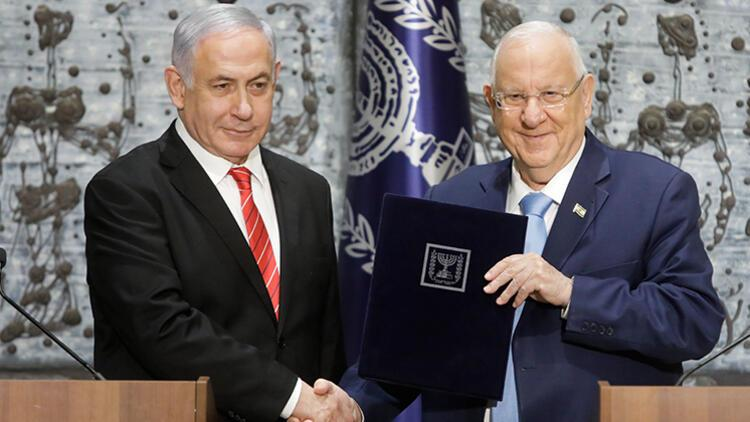 İsrail'de hükümet kurma görevi bir kez daha Netanyahu'da