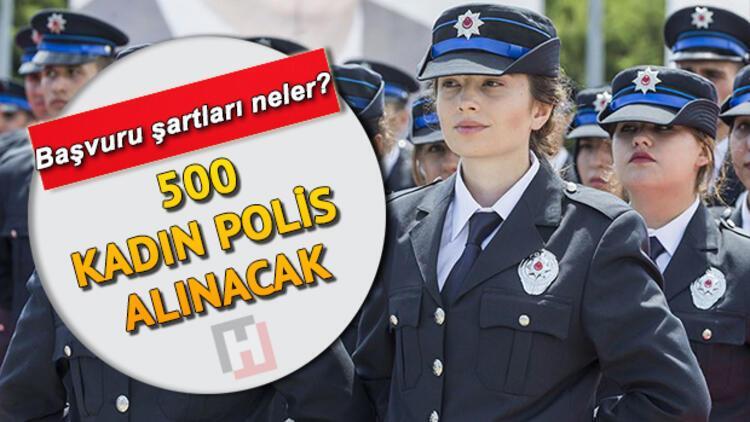POMEM 500 kadın polis alımında sona gelindi! 25. dönem POMEM başvuru şartları neler?