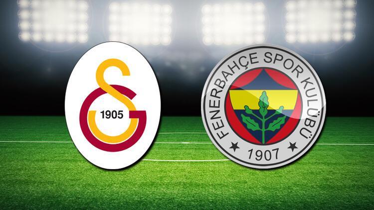 Galatasaray Fenerbahçe maçı ne zaman saat kaçta? Derbi hangi kanalda?