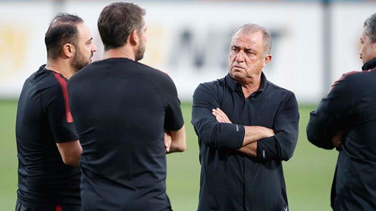 Galatasaray'da Terim ve iki yardımcısı derbide de yok!