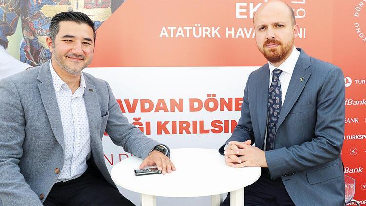 Bilal Erdoğan: Galatasaray-Fenerbahçe derbisi dünya markası olmalı!