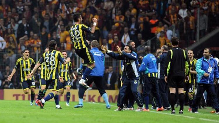 110 yıllık rekabette Fenerbahçe üstün!