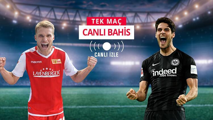 Bundesliga'da yeni haftayı CANLI YAYIN'la açıyoruz! iddaa'da oynanması gereken...