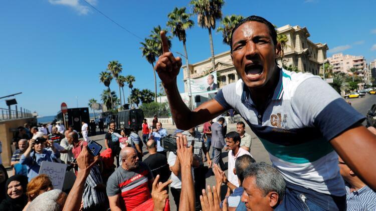Mısır'da Sisi karşıtları ve destekçilerinden eş zamanlı gösteriler