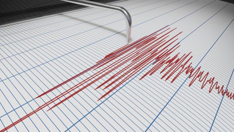 Son depremler - İşte meydana gelen son depremlerin listesi