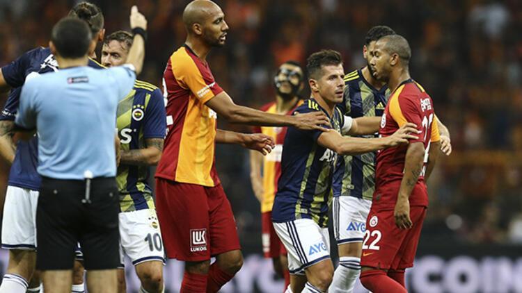 Galatasaray 0-0 Fenerbahçe | Maçın özeti ve golleri