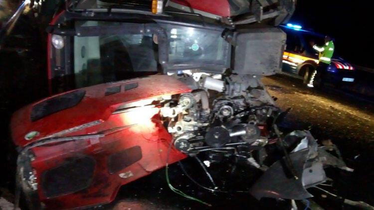 Kayseri'de feci kaza! Ölü ve yaralılar var...