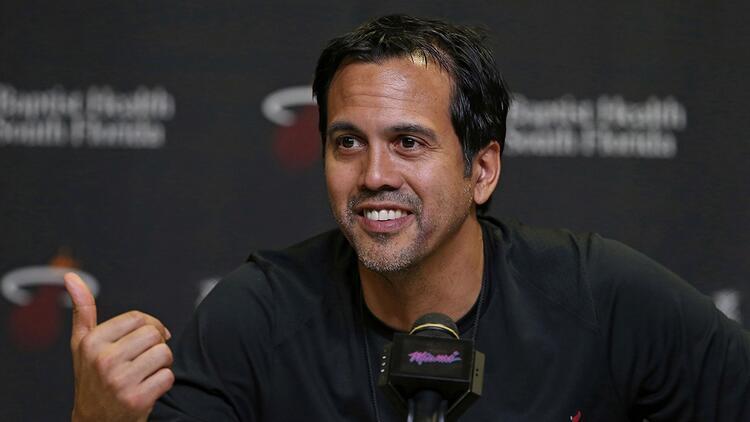 Erik Spoelstra, Miami Heat ile sözleşme uzatıyor!