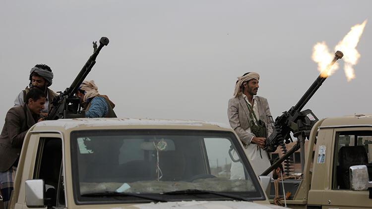 Husilerin fırlattığı balistik füze Yemen'in kuzeyine düştü