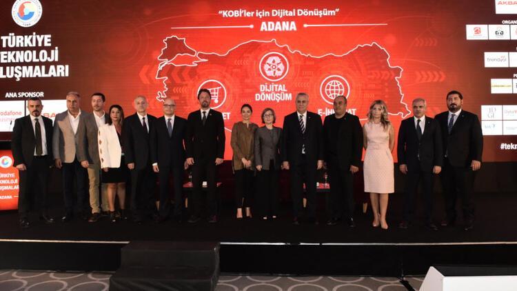 TOBB ve Vodafone, Adana'da KOBİ'lerle buluştu