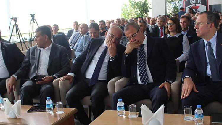 Gazişehir Kulübü'nün yeni ismi Gaziantep FK oldu