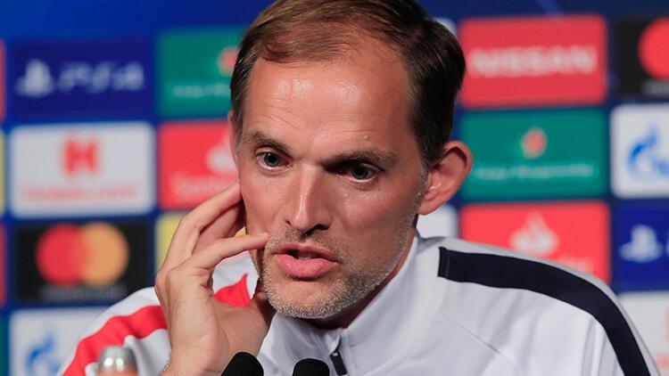 Galatasaray'a müjde! Thomas Tuchel basın toplantısında açıkladı