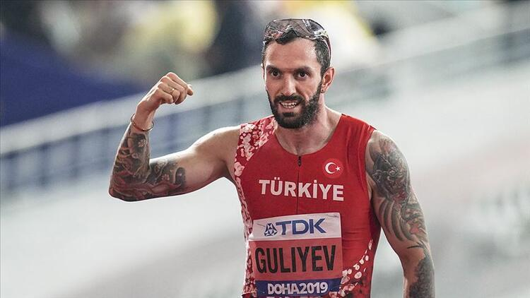 Ramil Guliyev'in final koşusu ne zaman?