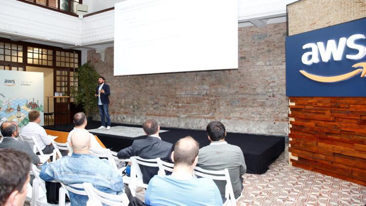AWS Istanbul'daki ilk AWS Pop-Up Loft'u tamamladı