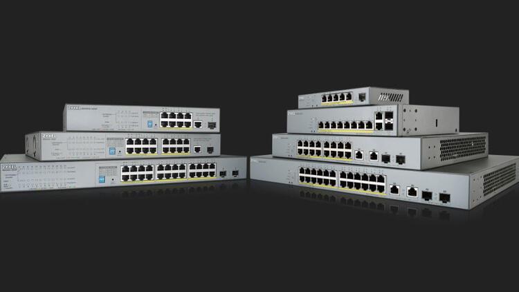 Zyxel'den IP kameralara özel iki yeni PoE Switch