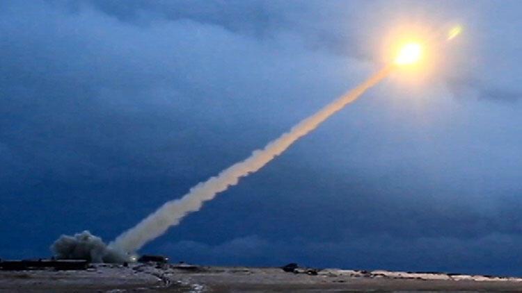 'Rusya Suriye'de S-500 hava savunma sistemini test etti'